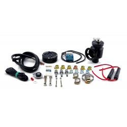 BOV Controller with Black Kompact Supersonic BOV