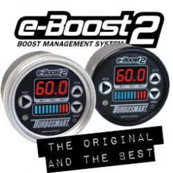 e-Boost2 60PSI 60mm Black face/Black bezel