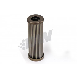 Fuel filter cartridge DW Inline, 160mm / 100 Mikronów - 8AN