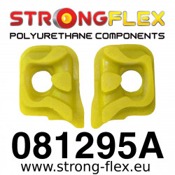 081295A: Engine front mount inserts SPORT