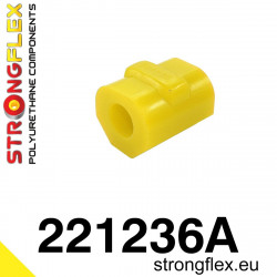 221236A: Front anti roll bar bush SPORT