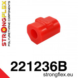 221236B: Front anti roll bar bush