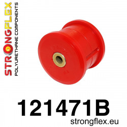 121471B: Front lower diff mount 62mm