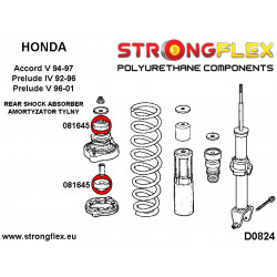 Fuel Injector Seal Kit for Toyota Celica Cressida Mazda MPV 323 Honda Accord