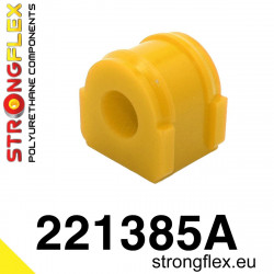 221385A: Front anti roll bar outer bush SPORT