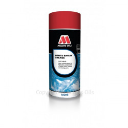 Millers Oils WHITE SPRAY GREASE