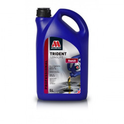 Millers Oils Trident Longlife 5w40 199l