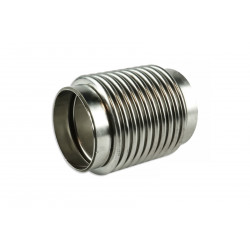 The directional exhaust flexible connector 76mm - 100mm