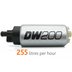 Fuel pump DW200 DeatschWerks (255lph), Honda Acura Integra 1994-2001, Civic 1992-2000 Install kit 9-0846