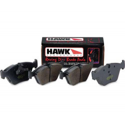 Brake pads Hawk HP+ front, 84-93 BMW E30 (318/323/325) / 96-04 Land Rover Discovery rear