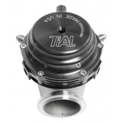 Wastegate Tial MVR 44mm black, all springs