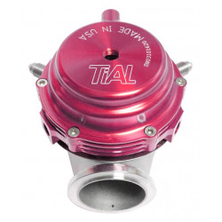 Wastegate Tial MVR 44mm red, all springs