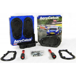 AeroCatch Flush Plus (mounting pads included)