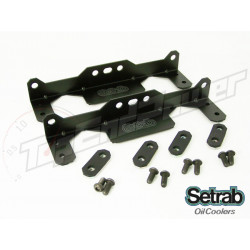 Setrab oil cooler mount seria 9 (330mm)