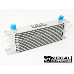 Mocal oil cooler 13-row (235mm) outlets -8JIC