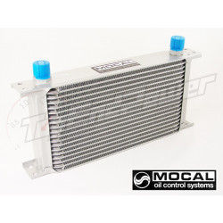 Mocal oil cooler 25-row (235mm) outlets -10JIC
