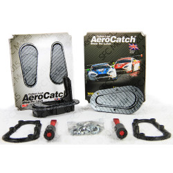 AeroCatch Flush Carbon (mounting pads included)