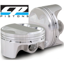 Piston kit CP Pistons 6 cyl, Nissan RB26DETT Bore 3.406 (86.5mm) Size +0.5mm Compression Ratio 8,5