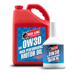 Synthetic engine oil Red Line 0W30 3.8l