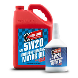 Synthetic engine oil Red Line 5W20 0.94l