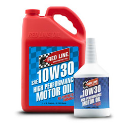 Synthetic engine oil Red Line 10W30 0.94l