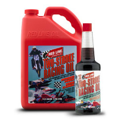 Red Line Two-Stroke Racing Oil 473ml