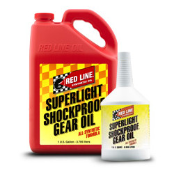 Gearbox oil Red Line Superlight ShockProof 0.94l