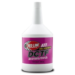 Gearbox oil Red Line DCTF dual-clutch auto transmission 0.94l