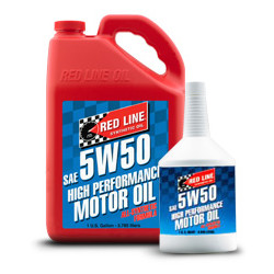 Synthetic engine oil Red Line 5W50 0.94l