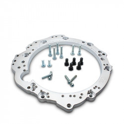 Toyota 1JZ / 2JZ to BMW M50-M57N gearbox adapter